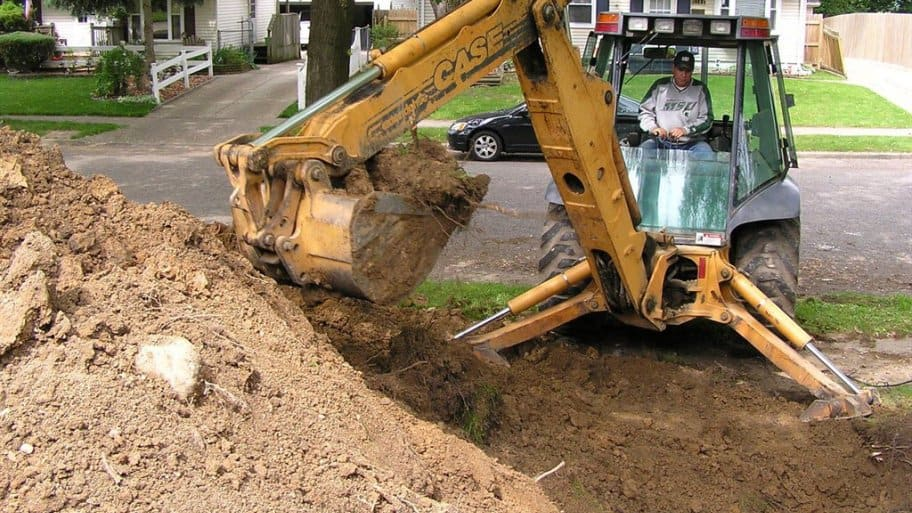 warning signs of sewer line problem