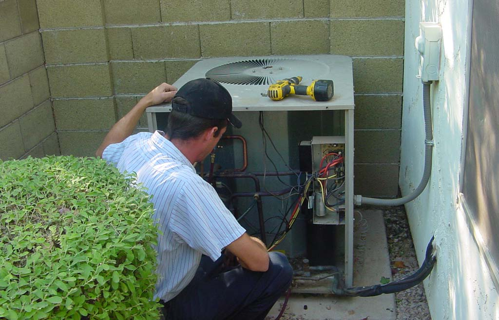 heating cooling maintenance